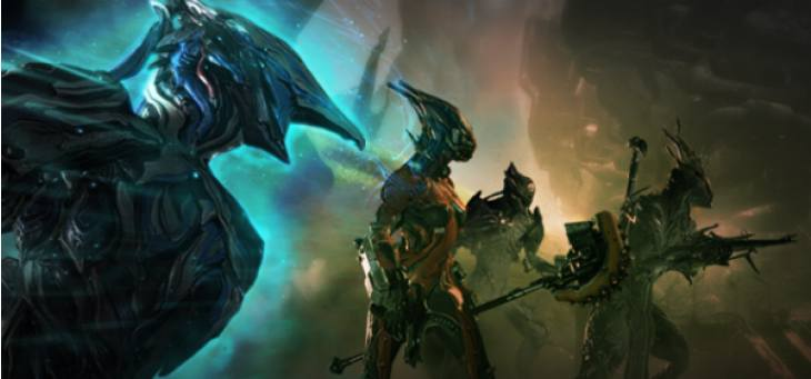 Warframe update 12 patch notes