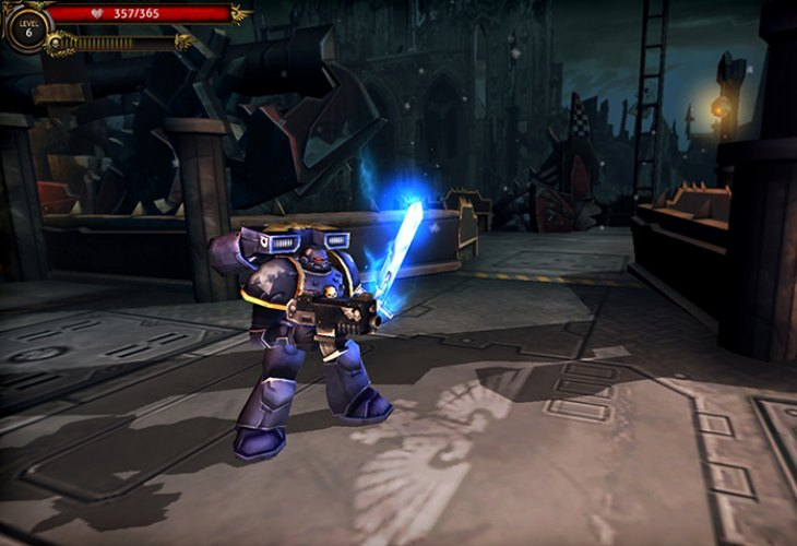 Warhammer 40K- Carnage app live on iPhone