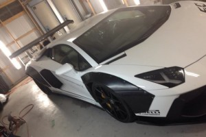 Wataru Kato teases new Liberty Walk Aventador photos