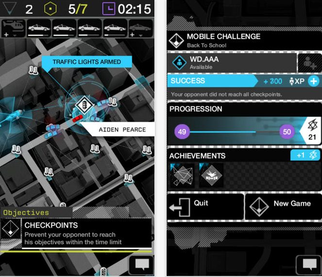 Watch Dogs ctOS app user reviews
