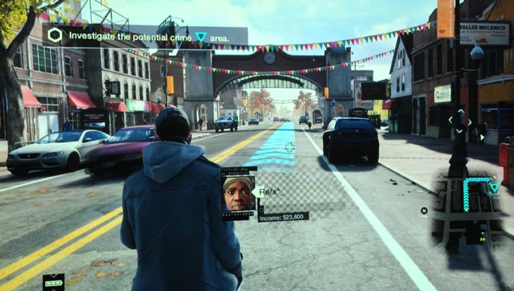 Early thoughts on the final Watch Dogs graphics?