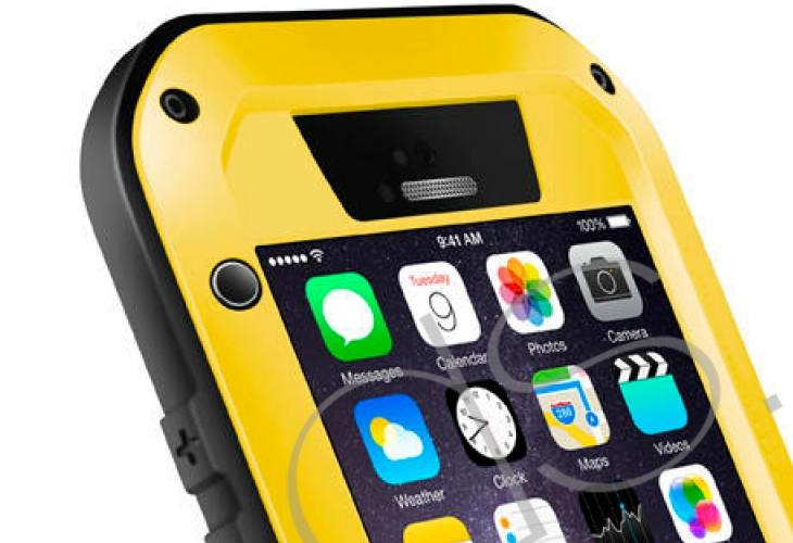 Waterproof Series iPhone 6 Plus Metal Case