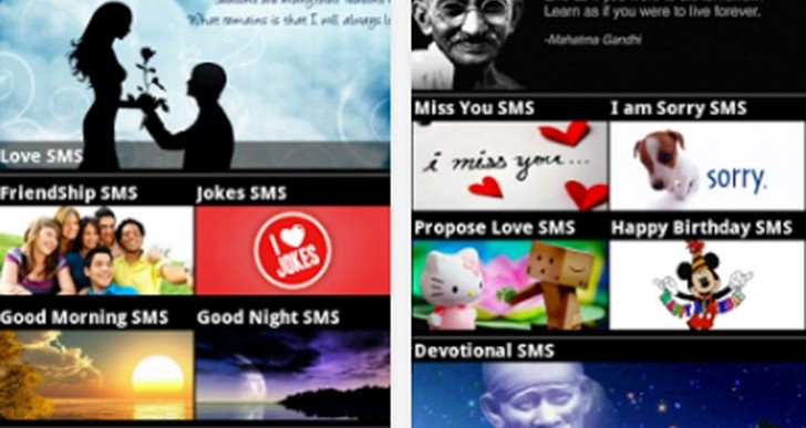 Way2SMS app becomes SMS Library for Android