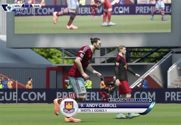 West-Ham-V-Swansea-in-SIM-with-Andy-Carroll-shocker