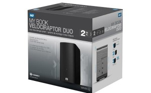 Western Digital 2TB to 6TB Thunderbolt hard drive options