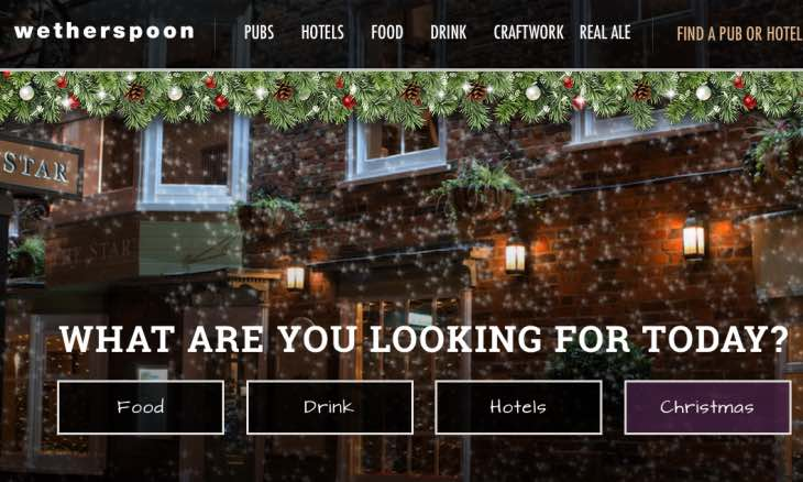 Wetherspoon data breach
