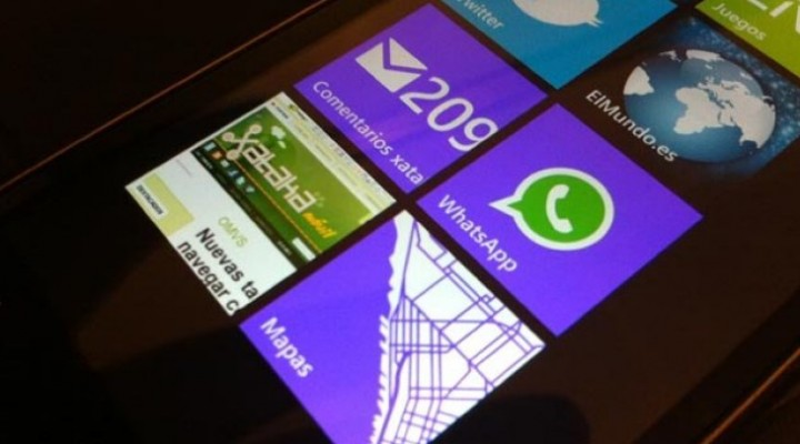 WhatsApp for Windows Phone gets update, finally