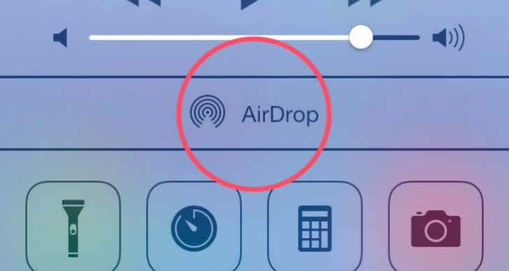 Why iPhone 5's AirDrop doesn't work on 4S