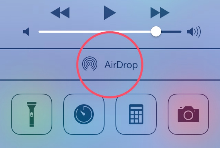 Why iPhone 5′s AirDrop doesn't work on 4S