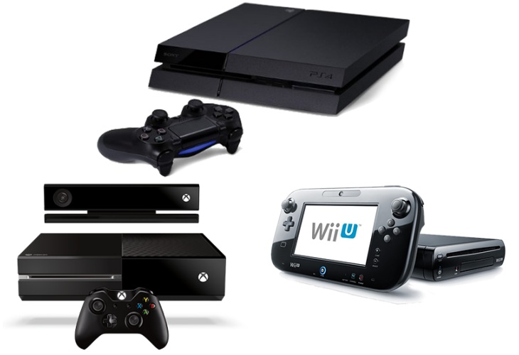 Wii U vs. Xbox One, PS4- Review by specs and opinion