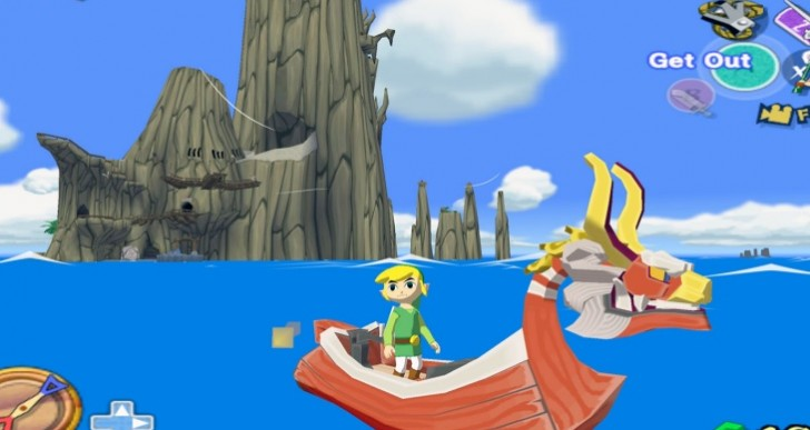 Wind Waker HD combat in review