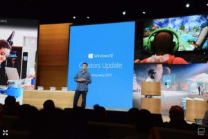 Windows 10 Creators Update release with 3 key features