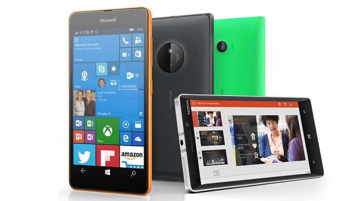 Windows 10 Mobile Anniversary Update looms
