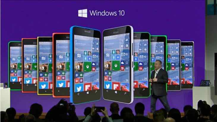 Windows 10 Mobile release time