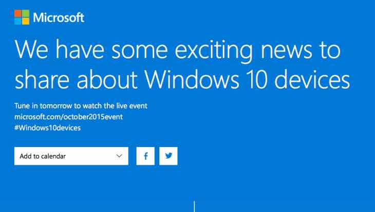 Windows 10 device event countdown