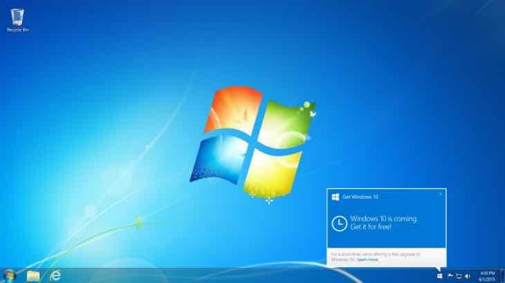 Windows 10 failing