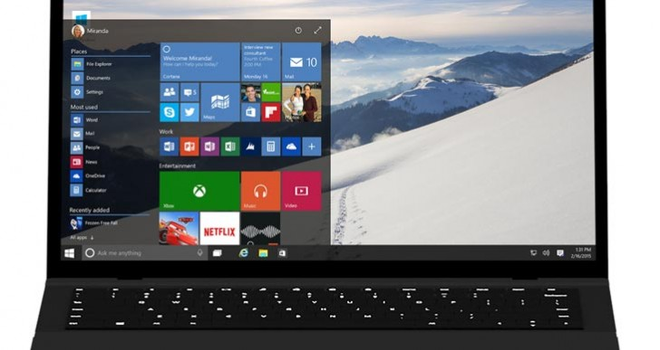 Windows 10 restarts laptops with internal power error