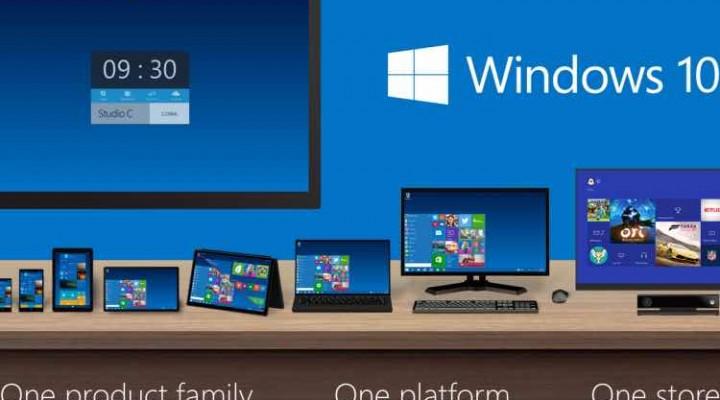 Windows 10 price shock, it's free like rivals