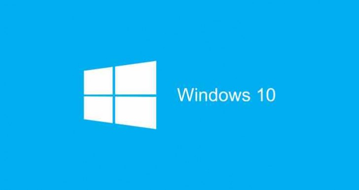 Windows 10 public release notes countdown