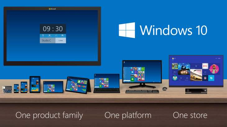Windows 10 release date