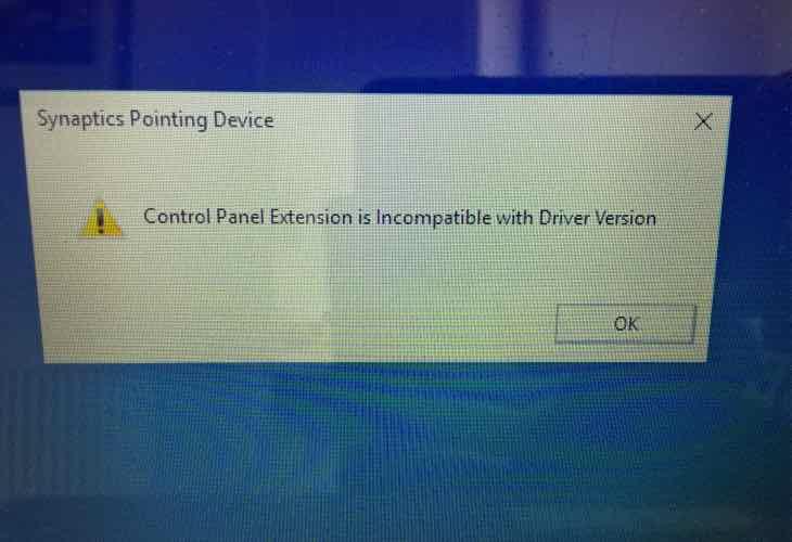 Windows 10 scroll not working