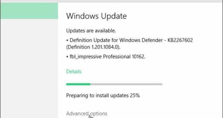 Windows 10 updates – Notify to schedule restart