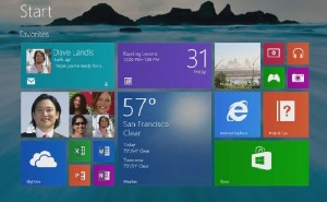 Windows 8.1 download leaked via update link