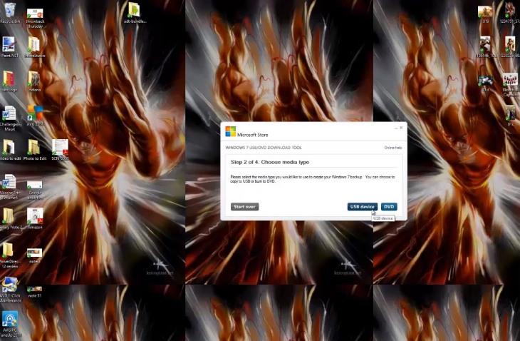 Creating a Windows 8.1/8 USB Boot Drive