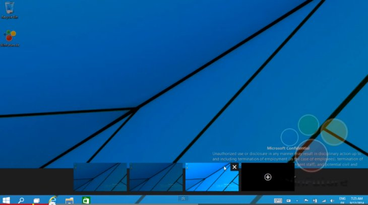 Windows 9 preview video