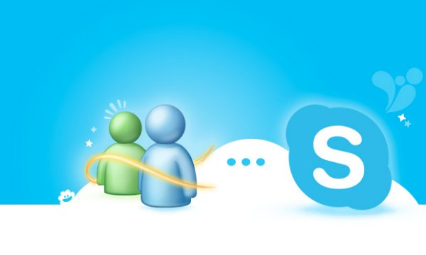 Windows Messenger diverts users to Skype in March