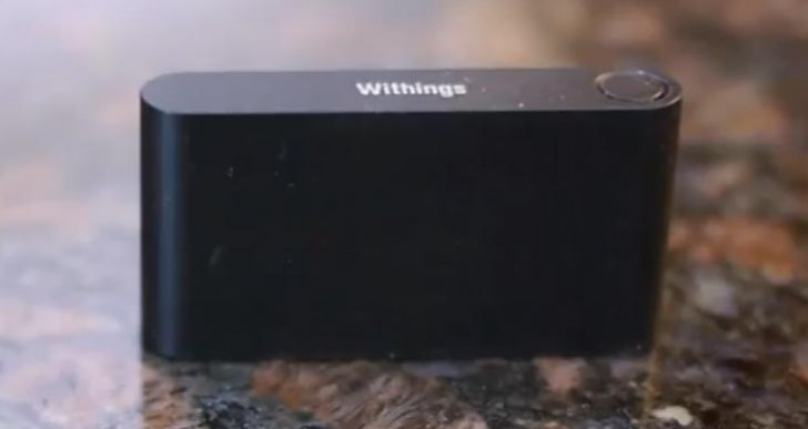 Withings Pulse vs. Fitbit Flex in visual review