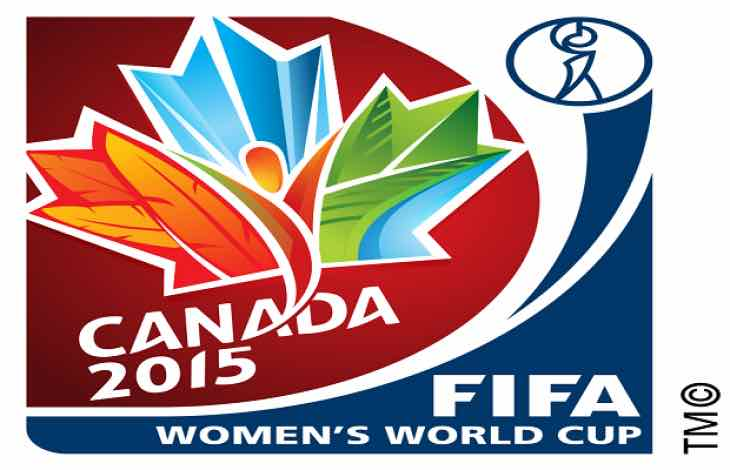 Women's World Cup 2015 match schedule