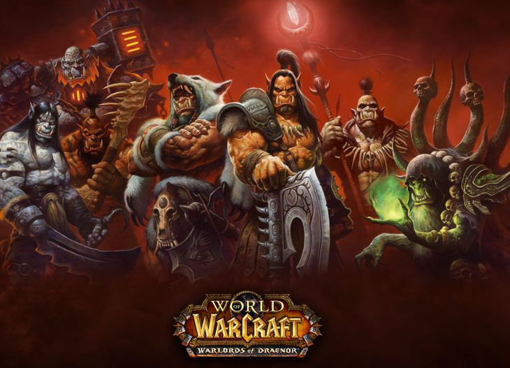 World of Warcraft Warlords of Draenor to have restricted skills