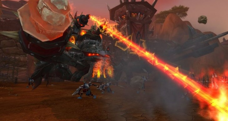World of Warcraft patch 5.4.1 has limited features