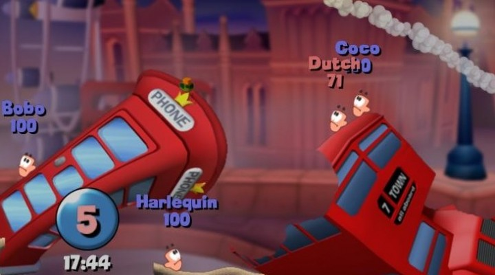 Worms Battlegrounds PS4 and Xbox One release delight
