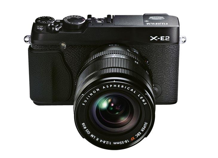 X-E2-Black-Front