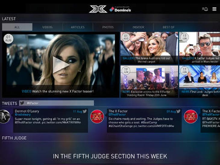 Xfactor review