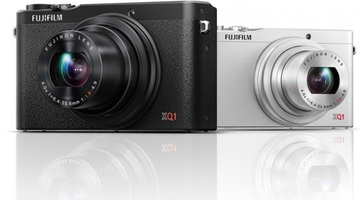 New Fujifilm retro cameras in XQ1 and X-E2