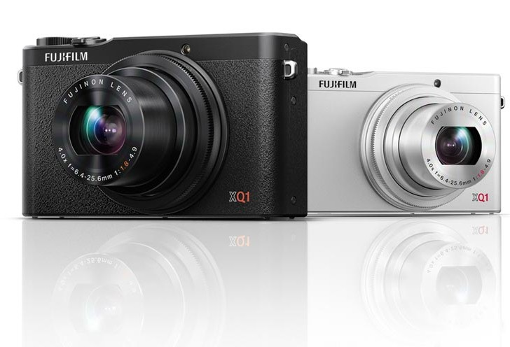 New Fujifilm retro cameras in XQ1 and X-E2