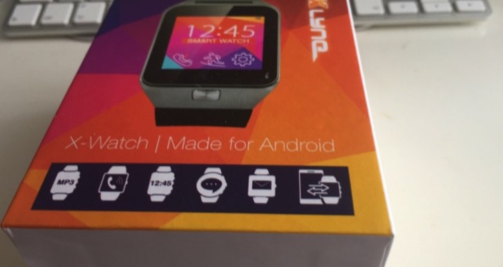XLYNE 54001 smartwatch review – Simplistic design and features