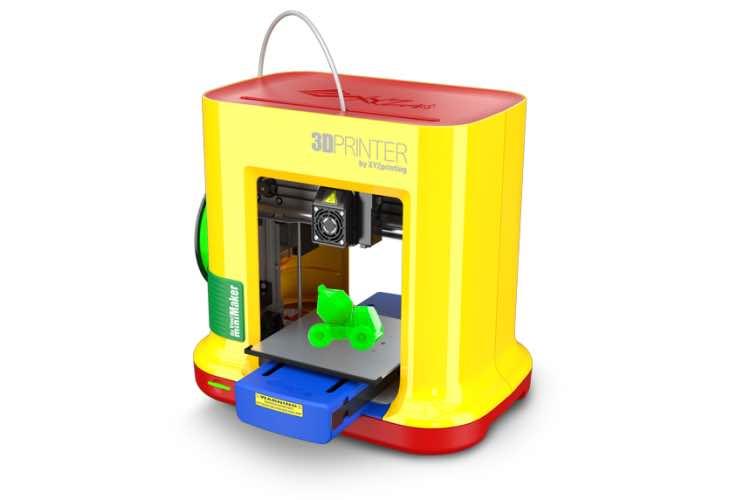 xyz-da-vinci-minimaker-3d-printer-release-date