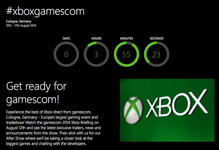 Xbox-Gamescom-conference