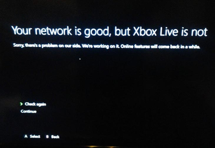 Xbox-Live-problems-with-users-capturing-servers-down