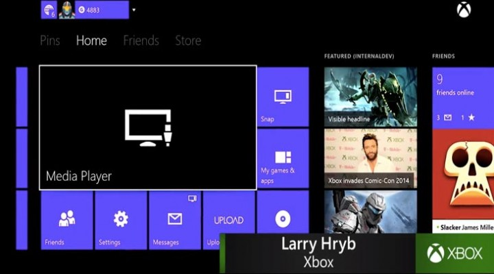 Xbox One August preview update live