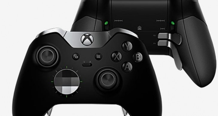Xbox One Elite console UK Vs US release date