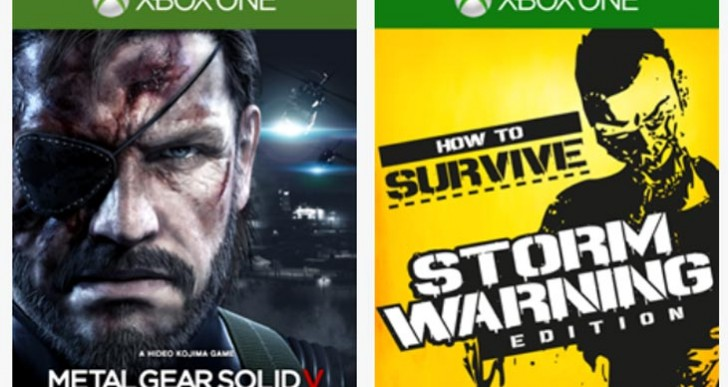 Xbox One Games with Gold for August 1st 2015