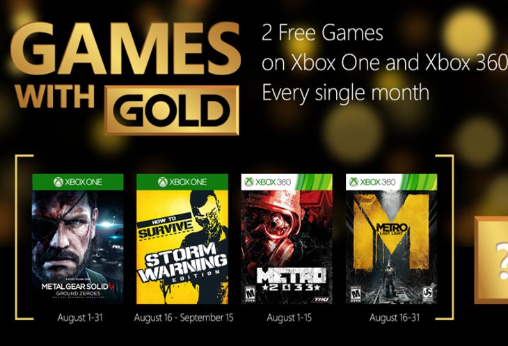 Xbox-One-Games-with-Gold-August-1