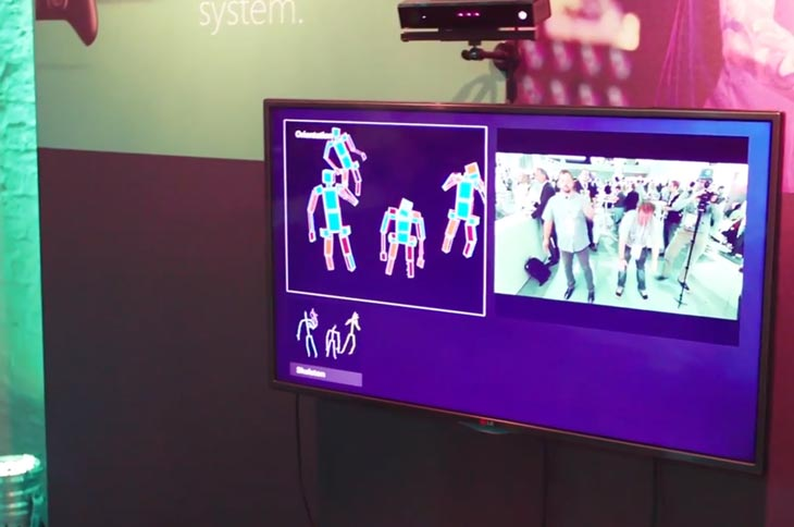 Xbox One Kinect video features game abilities