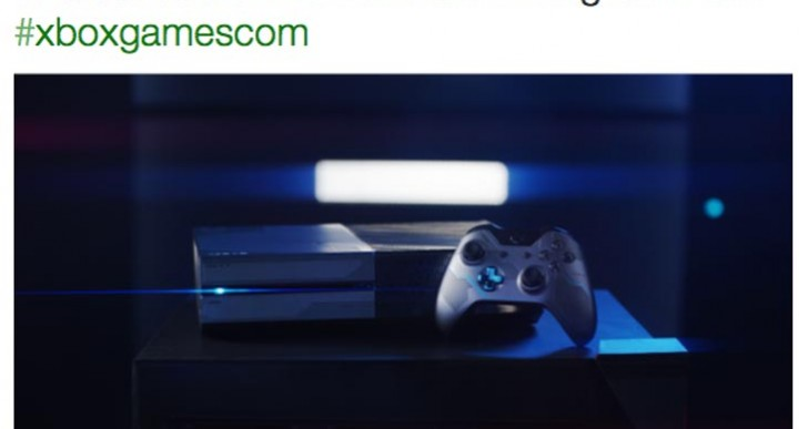 Halo 5 Xbox One console joins FIFA 16 bundle