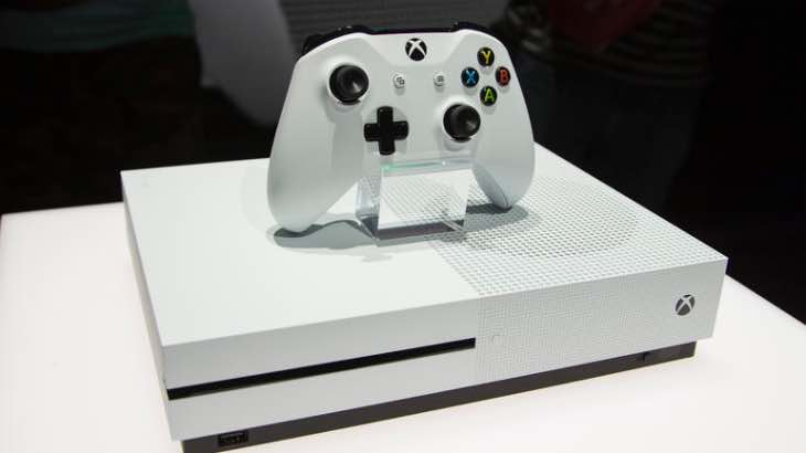 Xbox One S UHD player